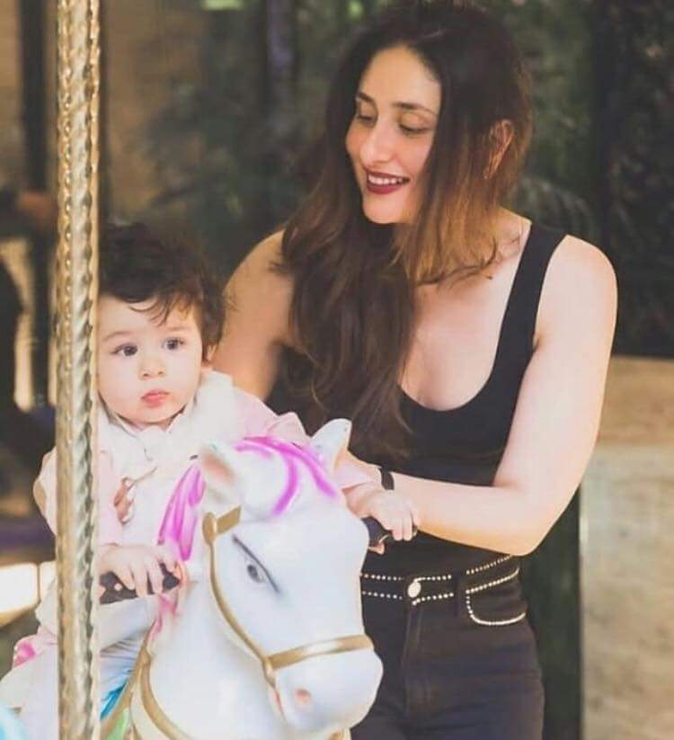"25508086 1971088182908159 7028294658250493499 n - Taimur's Birthday Photos will leave you going ""Aww"""