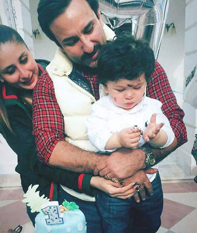"25592083 1971088206241490 8132174200987469546 n - Taimur's Birthday Photos will leave you going ""Aww"""