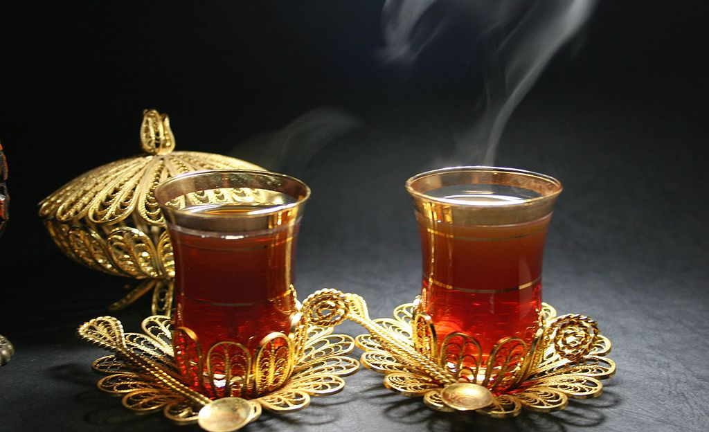 Arabic tea - Did You Know These 8 Benefits of Having Tea?