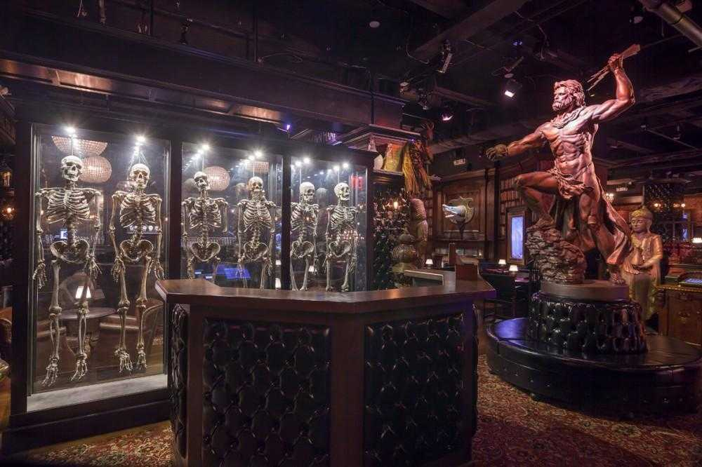 Jekyll   Hyde New York City New York ff169822a0274ae6a147b9c030e26a93 c - Spookiest Restaurants in the world