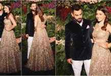 Virushka Mumbai Wedding Reception